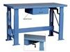 ERGONOMIC HYDRAULIC WORK BENCHES