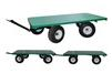 PRECISION-TRACK QUAD STEER TRAILERS - WHEEL OPTIONS