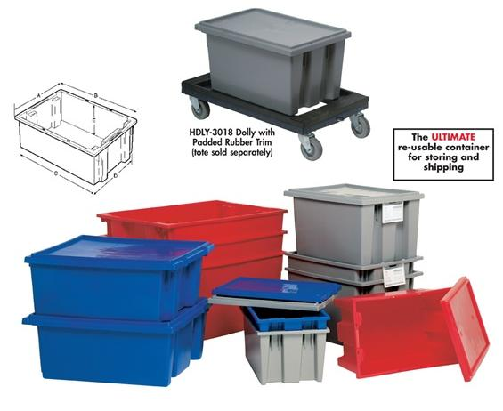 STACK & NEST TOTES (SNTs)