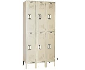 DOUBLE TIER LOCKERS - KD