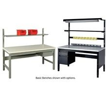 AP SERIES ELECTRONIC WORKSTATIONS