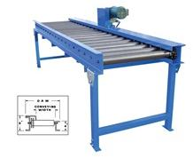 CHAIN DRIVEN LIVE ROLLER CONVEYORS